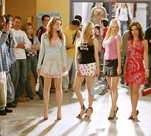 MEAN GIRLS 2004 Review Jacked in Movie Reviews