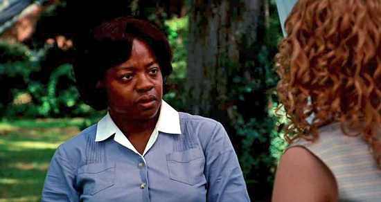 movie review the help